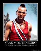 Vaas Montenegro. by JohnnyTlad