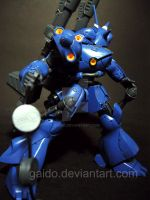 HGUC Kampfer by gaido