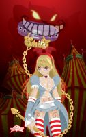 Alice owns 1derland by KWESTONE