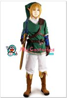 The Legend of Zelda Link Cosplay by miccostumes