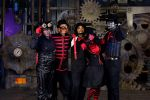 Steam Powered Giraffe fun by Frosty-Rain