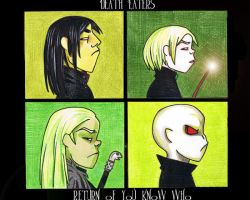 Death Eaters ROCK by Lemontrollbogies