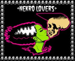 Nekro Lovers by Subruteo