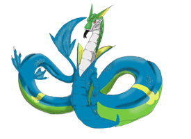 Serperior by DeeJaysArt1993