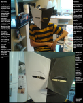 Dimentio Mask by CircuitDC