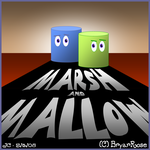 Marsh and Mallow by simpleCOMICS