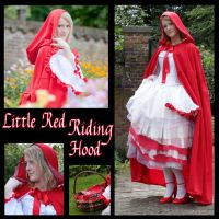 Little Red Riding Hood by Icedrop21