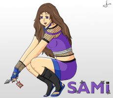 My version of Sami by Ceomyris