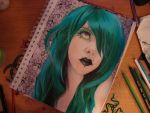Green with Envy by Psychosweetness