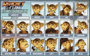 Ratchet-Expression Meme by Gashu-Monsata