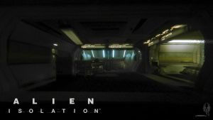 Alien Isolation 004 by PeriodsofLife