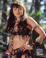 Xena by Metallicanrana