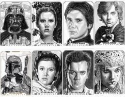 Topps Masterwork Group 2 by khinson
