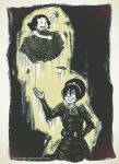 Higher, mom, higher! - Toph and Lin by tissine