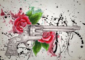 REVOLVER by packness