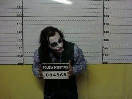 joker arrested by LordJoker88