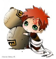 gaara chibi by deisy-angel