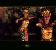 .:Bali Dancer:. by endekape