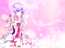Eve Code Empress Wallpaper by ArisaKamioka