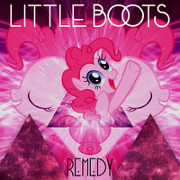 Little Boots - Remedy (Pinkie Pie) by AdrianImpalaMata
