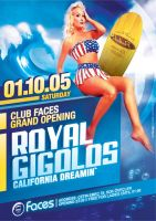 RoyalGigolos At Faces by can