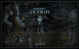 The Elder Scrolls V: Skyrim by Bejusek