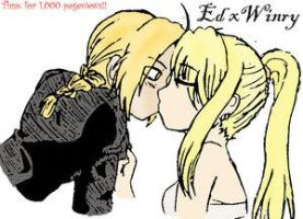 Thnx for 1,000 pageviews by An by edward-elric