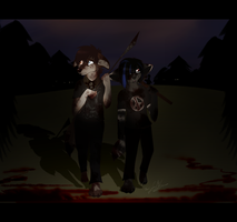 We Could Be Immortals, Just Not For Long... by ScottishRedWolf