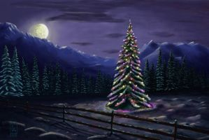 20151229 Christmas Tree by ludwig-a