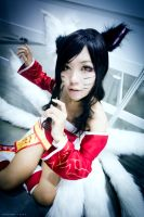 Ahri | League Of Legends by KiroStory