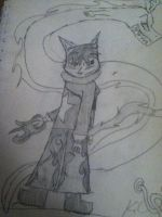 New updates on my drawling by Blinx3megachanel