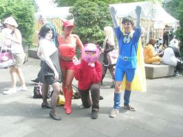 Drawn Together Cosplay Group 2 by Eric--Cartman
