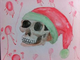 Creepy Christmas! by RoseTheDemoEngie