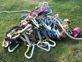 carabiner kit by midnight-mysteries