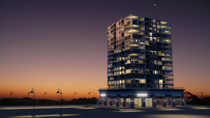 High-rise Project Proposal by Blanco111