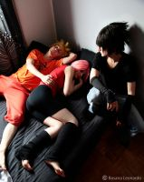 SasuSakuNaru_Sleep together_BL by Leox90