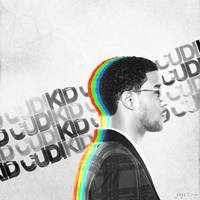 Kid Cudi album art. by jayrx