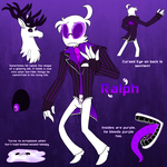 Reference - Ralph by VonderDevil