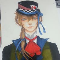 Mad Hatter OC by thumbelin0811
