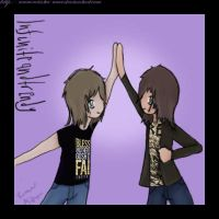 Beau Bokan plus Baeden by winter-ame