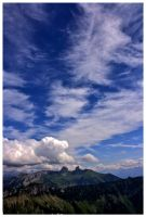 Switzerland Sky by verrigo