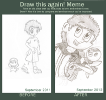 Draw this Again 1 by oscarit07