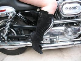 boots with motorcycle by curvy-kitty