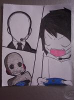 Creepypasta Game Night by Hieiskittygirl