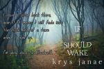 Excerpt #1 - If I Should Wake (book promo) by midnightskyes