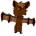 Bat Character Reference by Hollyleaf18