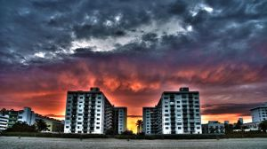 Miami Beach HDR by avireX