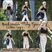 Candid Miley Cyrus by ChocolatinaStar