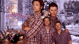 Merry J2-Christmas! by watchwombat