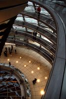 Glass Mirrors and Curving by happienoodleboy